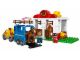 Set No: 5648  Name: Horse Stables