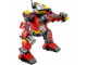 Set No: 5764  Name: Rescue Robot