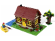 Set No: 5766  Name: Log Cabin