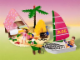 Set No: 5846  Name: Desert Island (My Secret Island)