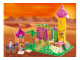 Set No: 5858  Name: The Golden Palace, Purple/Silver Box