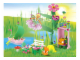 Set No: 5861  Name: Fairy Island