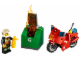 Set No: 60000  Name: Fire Motorcycle