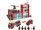 Set No: 60004  Name: Fire Station