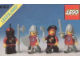Set No: 6002  Name: {Castle Figures}