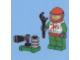 Set No: 60024  Name: Advent Calendar 2013, City (Day 15) Race Car Driver with Tools