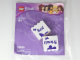 Set No: 6006139  Name: Best Friends Promotional Brick Set polybag
