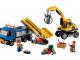 Set No: 60075  Name: Excavator and Truck