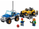 Set No: 60082  Name: Dune Buggy Trailer