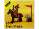 Set No: 6009  Name: Black Knight