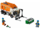 Set No: 60118  Name: Garbage Truck