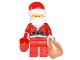 Set No: 60133  Name: Advent Calendar 2016, City (Day 24) - Santa