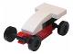 Set No: 60155  Name: Advent Calendar 2017, City (Day 16) - Race Car Toy