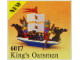 Set No: 6017  Name: King's Oarsmen