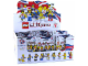 Set No: 6018126  Name: Minifigure, Team GB (Box of 60)