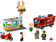 Set No: 60214  Name: Burger Bar Fire Rescue