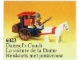 Set No: 6023  Name: Maiden's Cart