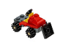 Set No: 60235  Name: Advent Calendar 2019, City (Day  1) - Snow Plow Tractor
