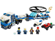 Set No: 60244  Name: Police Helicopter Transport