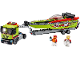 Set No: 60254  Name: Race Boat Transporter