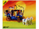 Set No: 6044  Name: King's Carriage