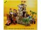 Set No: 6081  Name: King's Mountain Fortress