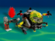 Set No: 6109  Name: Sea Creeper (with Stingray Baseplate, Raised)