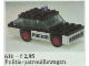 Set No: 611  Name: Police Car