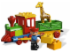 Set No: 6144  Name: Zoo Train