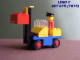 Set No: 615  Name: Fork Lift with Driver