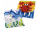Set No: 6163  Name: A World of LEGO Mosaic 9 in 1