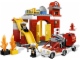 Set No: 6168  Name: Fire Station