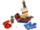 Set No: 6192  Name: Pirates Building Set