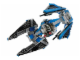 Set No: 6206  Name: TIE Interceptor