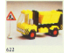 Set No: 622  Name: Tipper Truck