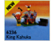 Set No: 6236  Name: King Kahuka