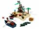 Set No: 6241  Name: Loot Island