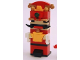 Set No: 6242508  Name: LEGO Store Chinese New Year Fortuna Exclusive Set, Hong Kong