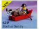 Set No: 6245  Name: Harbor Sentry