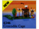 Set No: 6246  Name: Crocodile Cage