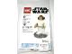 Set No: 6252770  Name: Leia Organa, Legoland Parks Promotional Exclusive