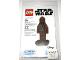 Set No: 6252808  Name: Chewbacca, Legoland Parks Promotional Exclusive