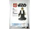 Set No: 6252810  Name: Han Solo, Legoland Parks Promotional Exclusive