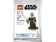 Set No: 6252811  Name: Obi-Wan Kenobi, Legoland Parks Promotional Exclusive