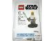 Set No: 6252812  Name: Luke Skywalker, Legoland Parks Promotional Exclusive