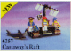Set No: 6257  Name: Castaway's Raft