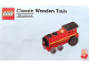 Set No: 6258623  Name: Classic Wooden Train