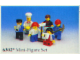 Set No: 6302  Name: Mini-Figure Set