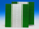 Set No: 6322  Name: Straight Road Plates