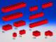 Set No: 634  Name: Extra Bricks in Red